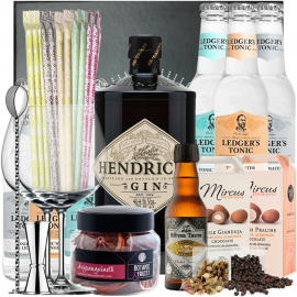Kit Gin Tonic Hendrick's