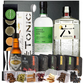 "Kit Gin Tonic ""Japon"""