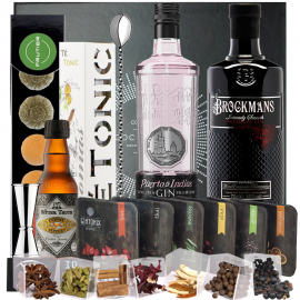 "Gin Tonic Kit ""Red Fruits"""