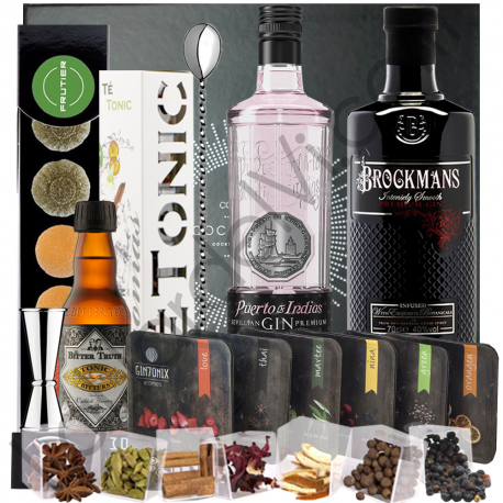 "Kit Gin Tonic ""Frutos Rojos"""