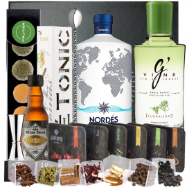 "Kit Gin Tonic ""Floral"""