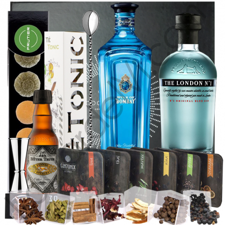 "Kit Gin Tonic ""London"""