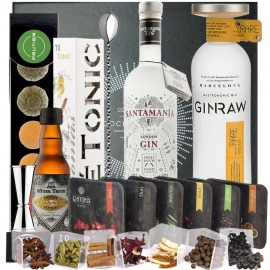 "Kit Gin Tonic ""Barcelona - Madrid"""