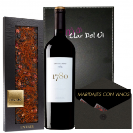 Regalo Vino y Chocolate - 1780