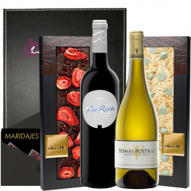 Wine to Give - San Román, Tomás Postigo and Chocolate