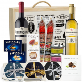 Gourmet Gift with Manchego Cheese - Q201
