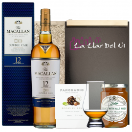 Pack Regalo Macallan 12 Años Double Cask