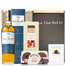 Presentear The Macallan Fine Oak 12 Anos