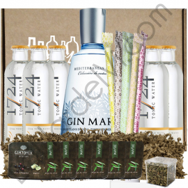 "Kit Gin Tonic Ginebra Gin Mare ""Perfect Serve"""