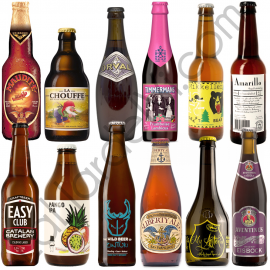 Beer Pack - Beers of the World