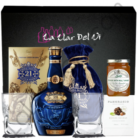 Regalar Chivas Regal 21 Años Royal Salute