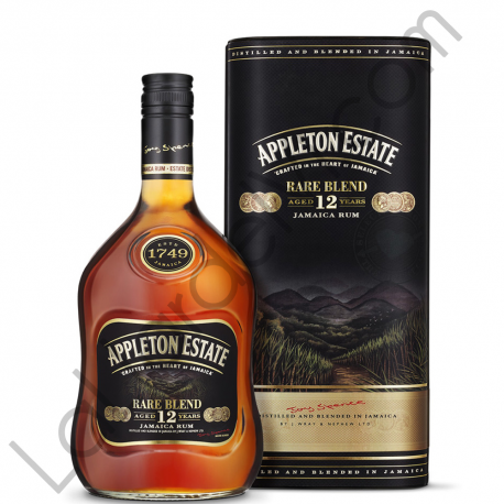 Appleton Estate 12 Anos Rare Blend