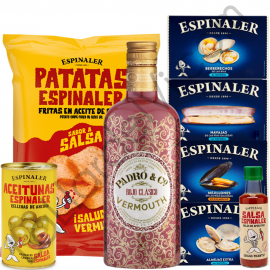 Kit Vermut Barbate Padró