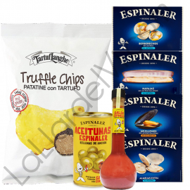 Calpe Truffle Appetizer Kit