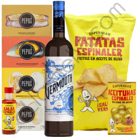 Vermouth Barbate Pepus Pack