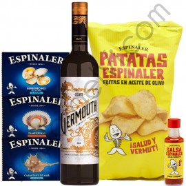 Conserves Espinaler & Vermut Olave