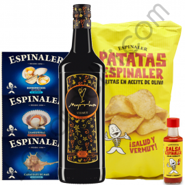 Vermouth Myrrha Red and Preserves Pack