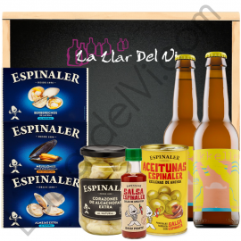 Set Vermutillo con Cerveza sin Alcohol