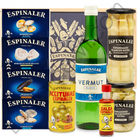 Lot with Vermouth and Preserved Espinaler - 3B1