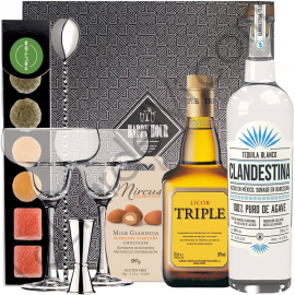 Coffret cadeau Margarita Cocktail