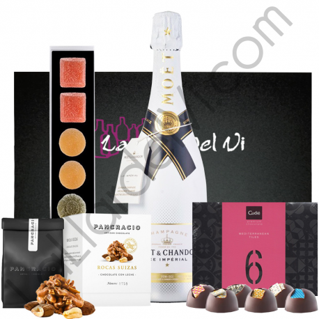 Caja regalo Moet Chandon Ice Impérial