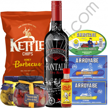 Pack Vermutillo Arroyabe & Vermouth Fontalia Clasic Red