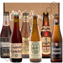 Gift Set 6 Belgian Craft Beers