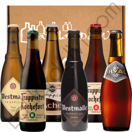 Lote Regalo 6 Cervezas Trapenses