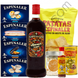 Vermouth Barbate Espinaler Pack