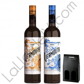 Vermouth Olave Red and White