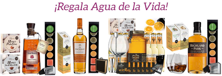 Packs regalo whisky