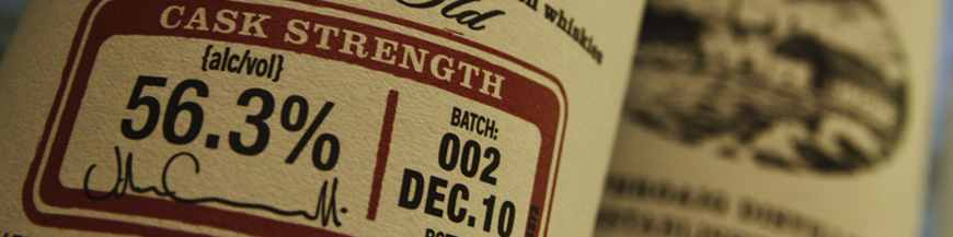 Whisky Cask Strength